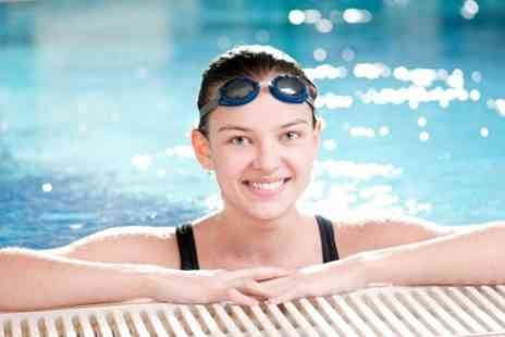 Tees Active - Five Swimming Sessions with Tees Active - Save 53%