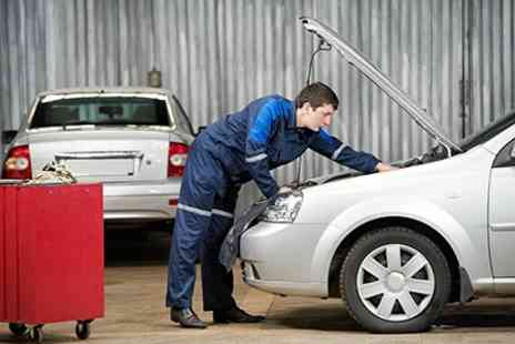 MTS Car Service Centre - MOT for class 4 vehicles - Save 65%