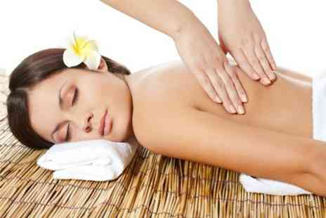 Simply Gorgeous - Massage and Facial With Lash or Nail Work - Save 68%