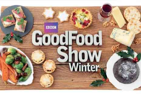 BBC Good Food Show - Afternoon Ticket - Save 43%