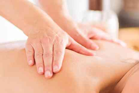 The Maldon Complementary Centre - Sports Massage or Chiropractic Consultation and Treatments - Save 40%