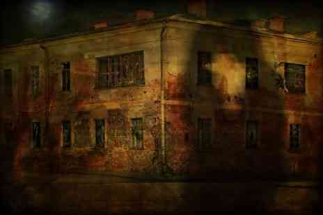 Spook Hunters - Historic Ghost Walk For Two - Save 50%
