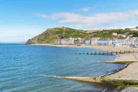 The Conrah - Fresh Sea Air and Welsh Hospitality in Aberystwyth - Save 51%