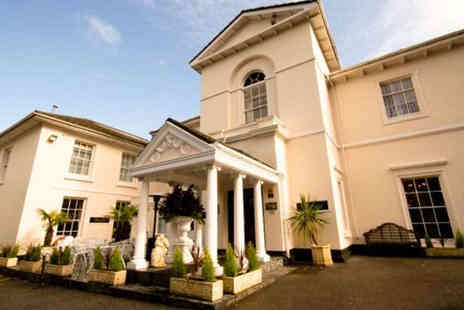 Penventon Park Hotel - Seaside Charm and Local Cuisine Close to St. Ives - Save 59%