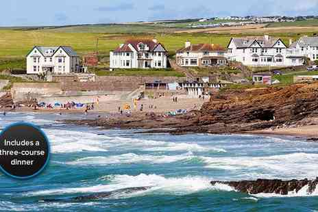 The Bude Haven - Two night stay for two including breakfast - Save 54%