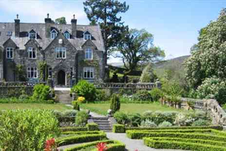 Penmaenuchaf Hall Hotel - Snowdonia Stay w/Michelin Listed Dining & Upgrade - Save 51%