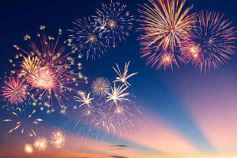 Danson Park Fireworks - Two tickets to a fireworks display night - Save 33%