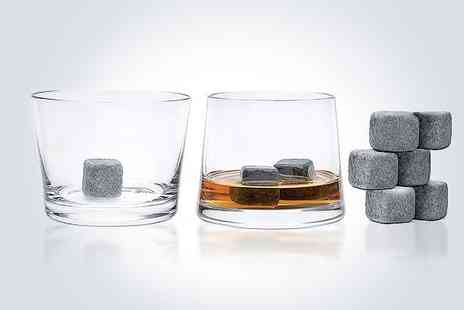 ePacific Mall - Never drink a warm whiskey again with nine whiskey stones  - Save 50%