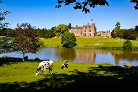 Ripley Castle Estate -  Garden Access For Two or Family - Save 67%