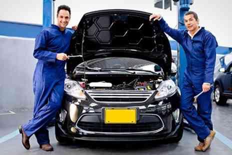Douglas Paul Motor Group - 66 Point Service With Collection - Save 78%