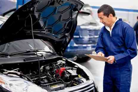 Hopwell & Foster - Winter Car Service With Oil and Filter Change - Save 69%