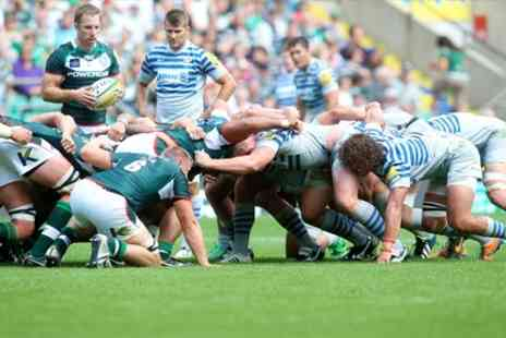 London Irish - London Irish v Gloucester Rugby Union Ticket - Save 25%