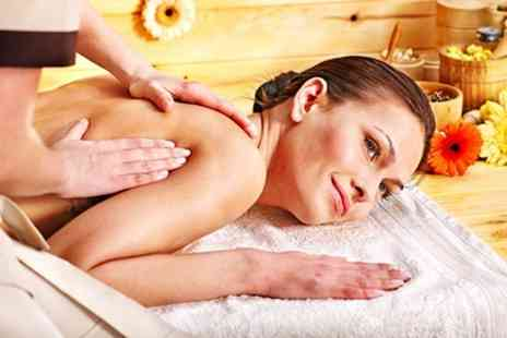 Cleopatra Beauty and Aromatherapy - One Hour Full Body Aromatherapy Massage - Save 57%