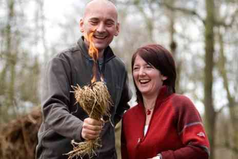 Woodland Survival Crafts - Full Day Bushcraft Experience - Save 63%