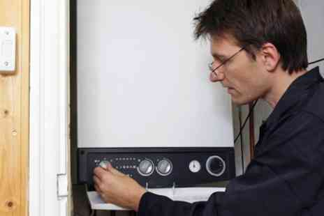 Dial A Plumber - Boiler Service Plus Gas Safety Certificate - Save 68%