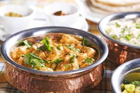 Sherwoods Restaurant - Indian Cuisine Two Courses With Coffee For Two - Save 32%