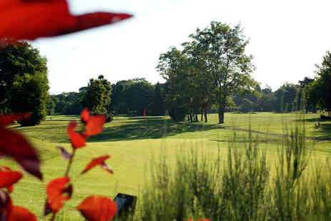 Coombe Wood Golf Club - Two Rounds of Golf with a Golfers Lunch for Two - Save 77%