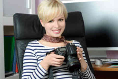 The Blackford Centre - Online Digital Photography Course with e Book - Save 89%