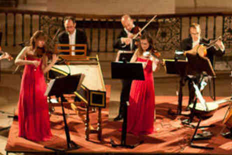 Southwark Cathedral - Fourth Price Ticket to Bach Brandenburg Concertos by Candlelight - Save 45%