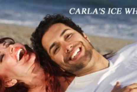 Carlas Ice Whites - Teeth Whitening Treatment - Save 65%