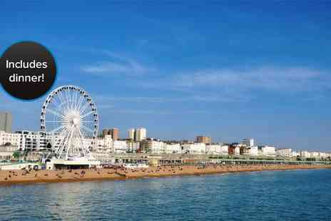 Sea Spray - One night escape to quirky Brighton staying - Save 47%