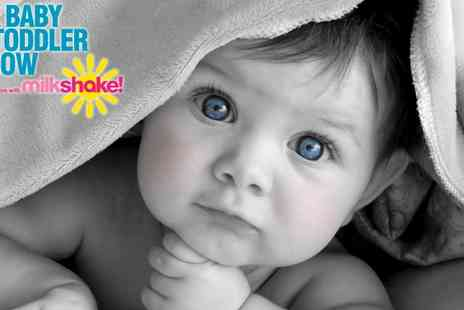 UKFE - Tickets for the UK Baby & Toddler Show - Save 50%
