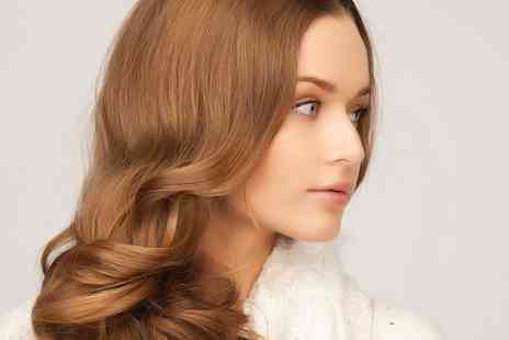 Talk of the Town - Wash restyle and blow dry with keratin treatment - Save 50%