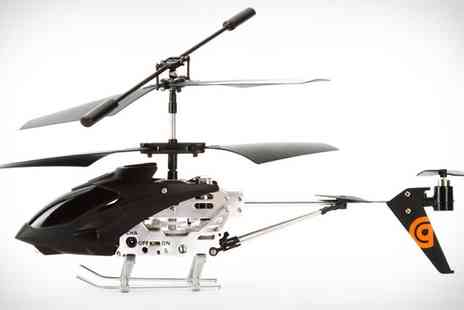 Slamtech - Griffin Smart Phone Controlled Helicopter - Save 37%