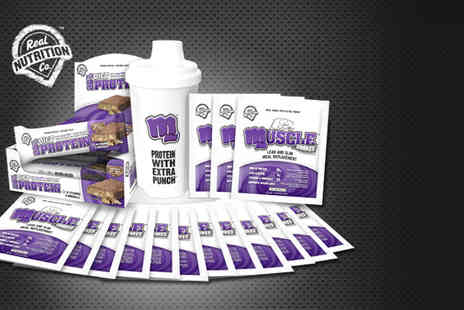 Real Nutrition Company - Two week meal replacement and protein bar pack - Save 54%