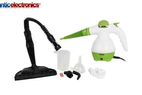 Atlantic Electronics - Pifco Handheld Steam Cleaner - Save 50%
