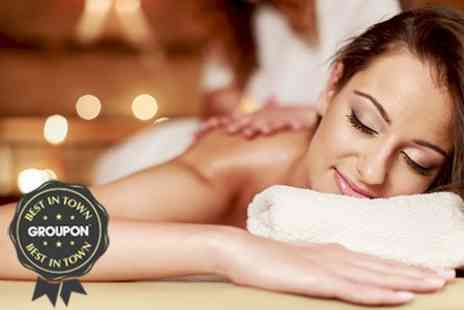 Puma Cheltenham Park Hotel - Back, Neck and Shoulder Massage, Facial, and Use of Spa Facilities - Save 66%