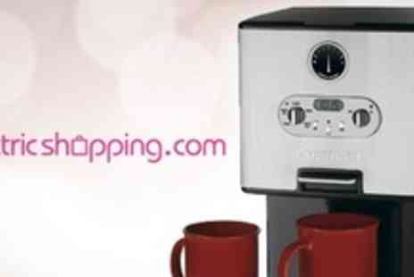 Electricshopping.com - Cuisinart Brew and Serve Coffee Machine - Save 53%