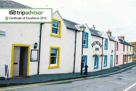 Dunure Inn - Two night stay for 2 including breakfast  - Save 53%