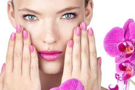 The Whole Shebang - Gelish nails designed to last longer than traditional polishes - Save 56%