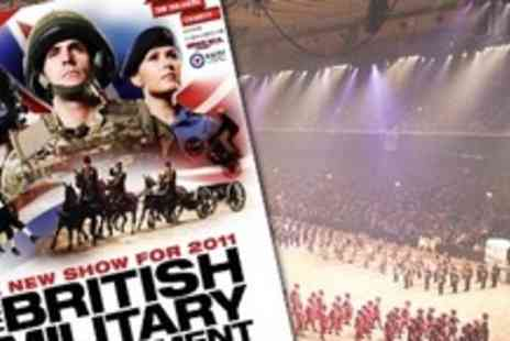 The British Military Tournament - Ticket - Save 51%