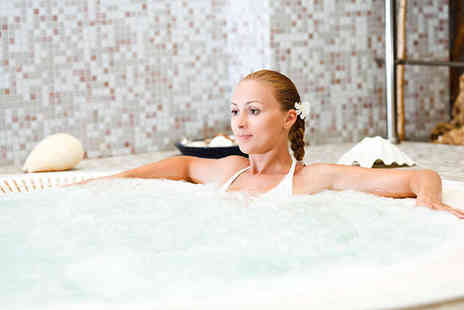 Doubletree - Spa Day for Two with Refreshments - Save 60%