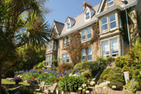Hotel Penzance - Cornwall Break in Sea View Room with Afternoon Tea - Save 52%