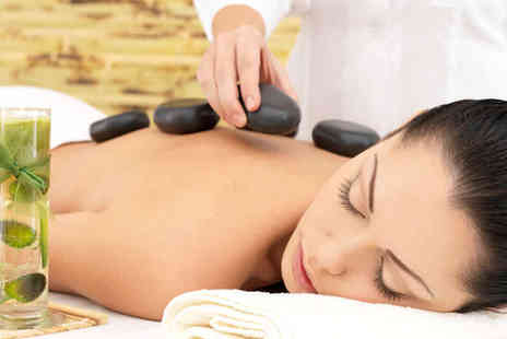 The Beauty Suite - 60 Minute Full Body Hot Stone Massage - Save 53%