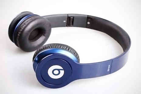 Solent Marketing Solutions - Beats by Dre  Solo HD Headphones in a Choice of Colours - Save 39%