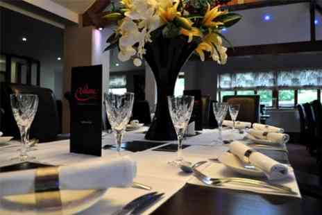 Ashiana Restaurant & Hotel - Two Course Meal For Two - Save 64%