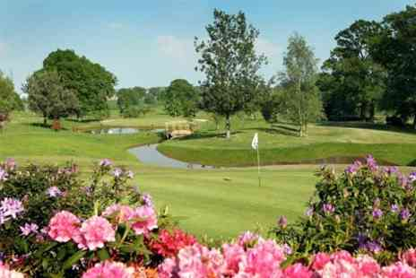 Nailcote Hall Hotel Golf Club - 18 Holes of Golf Plus Breakfast For Two - Save 22%