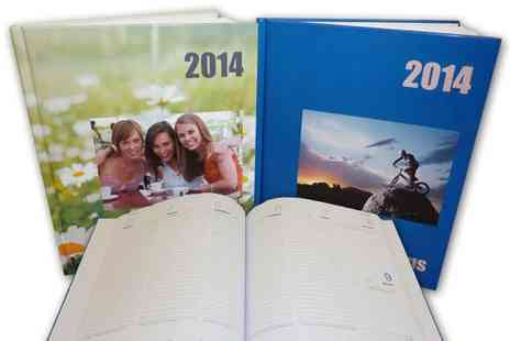 Unibind Systems Limited - Personalised Photo Diary - Save 60%