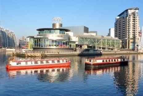 City centre cruises - 2.5 Hour Canal Cruise With Christmas Dinner - Save 62%