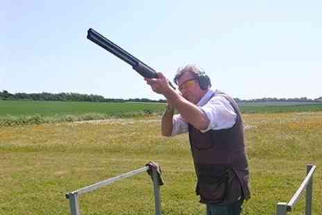 Kelly Country Sports - Clay Pigeon Shooting Experience For Two - Save 56%