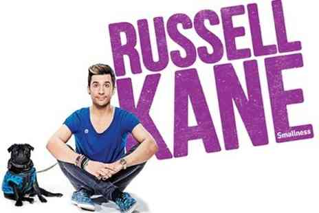 Avalon - Russell Kane Live Comedy Ticket - Save 50%