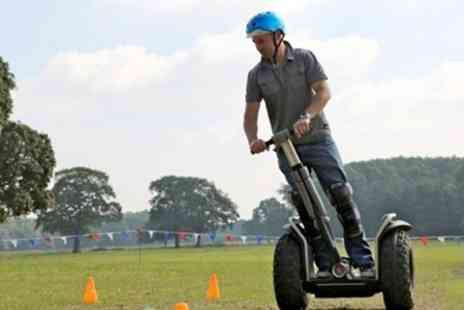 Off Limits - Segway or Quad Bike Safari Experience - Save 49%