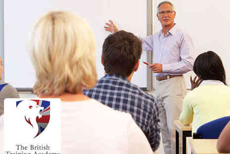 The British Training Academy - Full Day Travel Safety Awareness Course - Save 73%