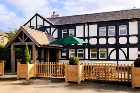 The Fenwick Arms - Two Course Dinner for Two at 18th Century Inn - Save 49%