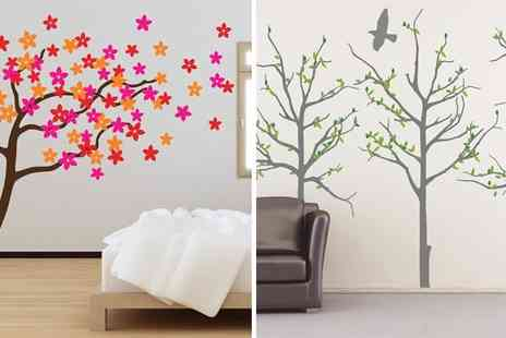 The Binary Box - Amazing Wall Decals Voucher - Save 50%