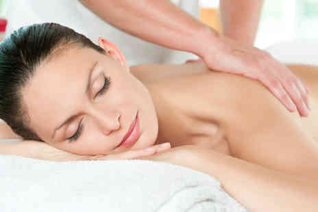 The Beauty & Therapy Shop - One hour full body wrap and 30 minute personalised facial - Save 75%